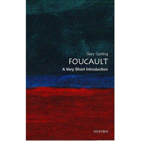 Foucault: A Very Short Introduction - (Very Short Introductions) by  Gary Gutting (Paperback) - image 1 of 1