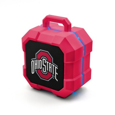 NCAA Ohio State Buckeyes LED Shock Box Bluetooth Speaker