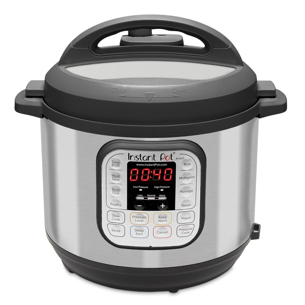 pressure cooker, rice cooker, slow cooker