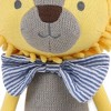 Peanut Shell Leon the Lion Knit Plush - image 4 of 4