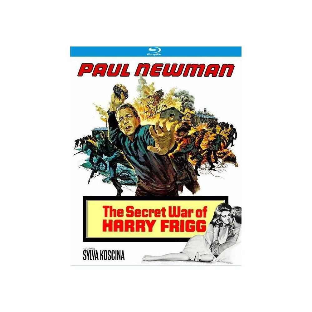 The Secret War Of Harry Frigg Blu Ray 2021