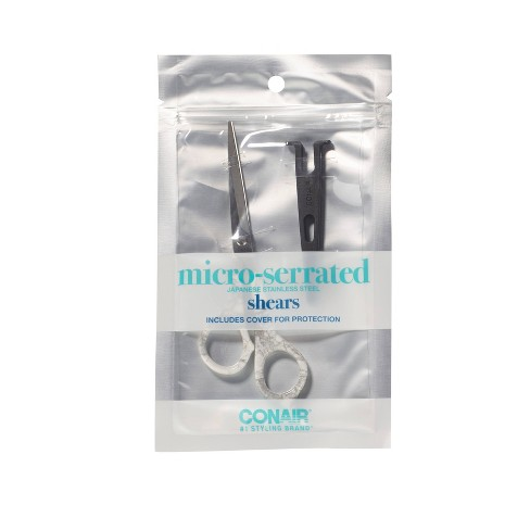 """Conair Cararra Marble Shears  with Safety Blade Cover - 5 1/2"""" - image 1 of 3"""