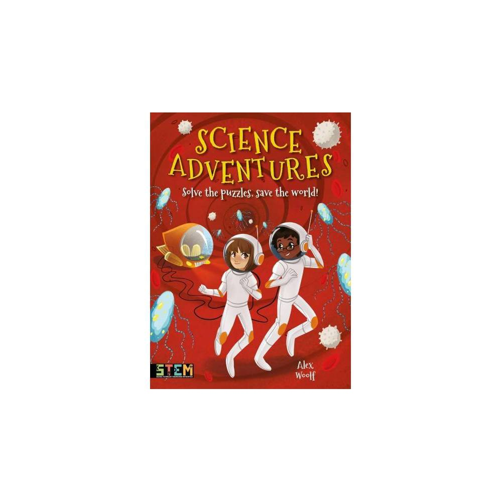 Science Adventures - by Rayanne Vieira (Paperback)
