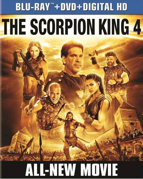 Scorpion King 4:Quest For Power (Blu-ray) - image 1 of 1