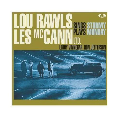 Lou Rawls - Stormy Monday (Vinyl) - image 1 of 1