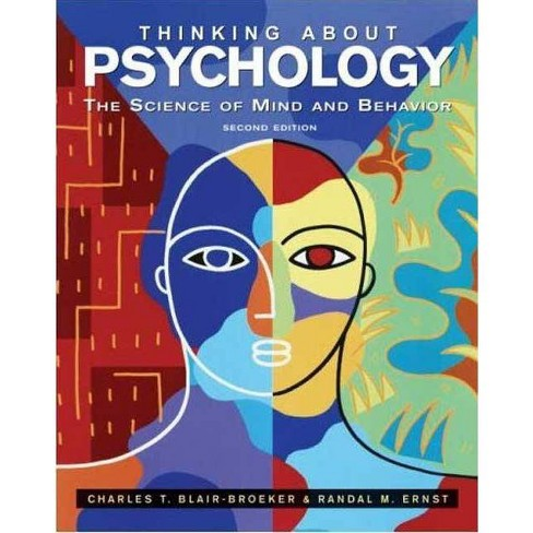 Thinking about Psychology - 2 Edition by  Charles T Blair-Broeker & Randal M Ernst (Hardcover) - image 1 of 1