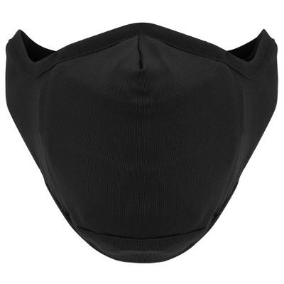 SAFE + MATE x Case-Mate - Winter Cloth Face Mask - Fleece Lined Earmuffs - 2 Pack - Black