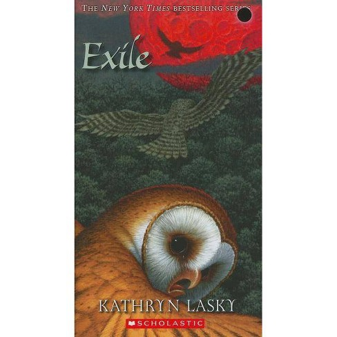 Guardians of Ga'hoole #14: The Exile - by  Kathryn Lasky (Paperback) - image 1 of 1