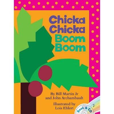 Chicka Chicka Boom Boom - (Chicka Chicka Book) by  Bill Martin & John Archambault (Mixed Media Product)