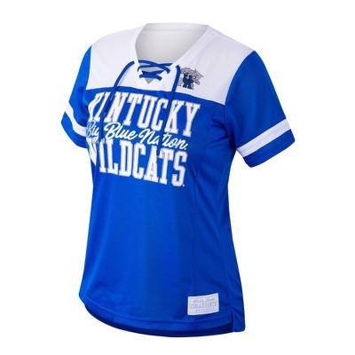 NCAA Kentucky Wildcats  Women's Gametime Jersey