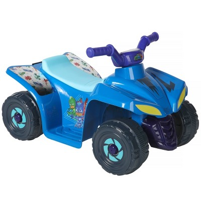 Dynacraft 6V PJ Masks Quad Powered Ride-On