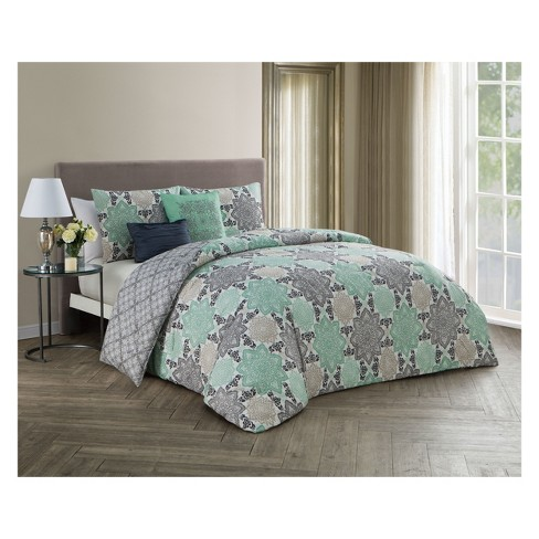5pc Greer Comforter Set - Avondale Manor - image 1 of 4