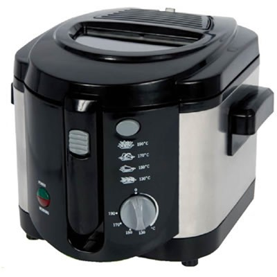Brentwood 2Lt. Deep Fryer 1200 Watts