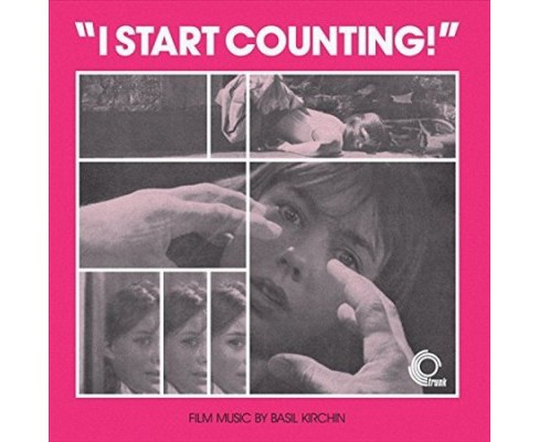 Basil Kirchin - I Start Counting (Vinyl) - image 1 of 1