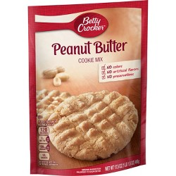 Betty Crocker Peanut Butter Cookie Mix - 17.5oz