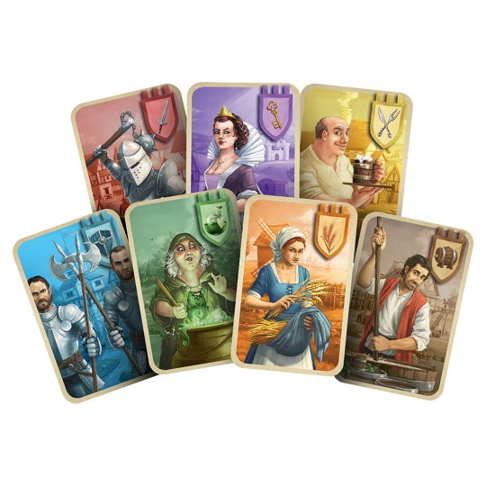 Zman Games Majesty: For The Realm Board Game image number null