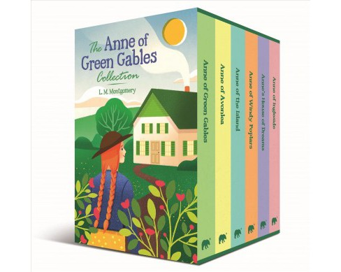 Anne of Green Gables Collection (Hardcover) (L. M. Montgomery) - image 1 of 1