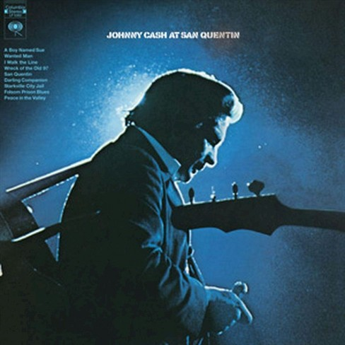 Johnny cash - Johnny cash at san quentin (Vinyl) - image 1 of 1