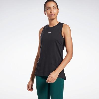 Reebok Burnout Tank Top Womens Athletic Tank Tops