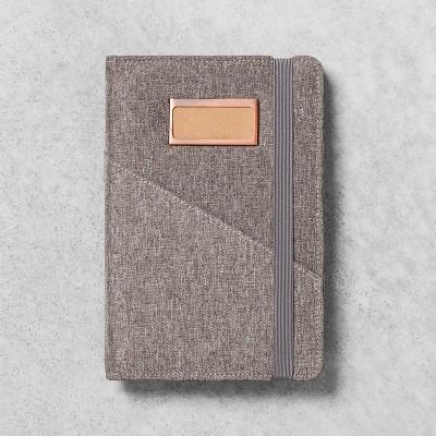 Padfolio Small Gray - Hearth & Hand™ with Magnolia
