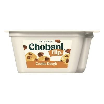 Chobani Flip Cookie Dough Greek Yogurt - 5.3oz
