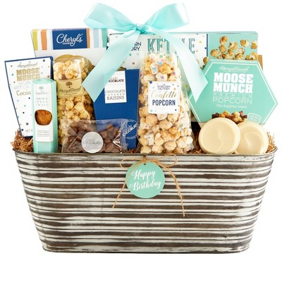 1-800-Baskets Happy Birthday Gift Basket - Supreme