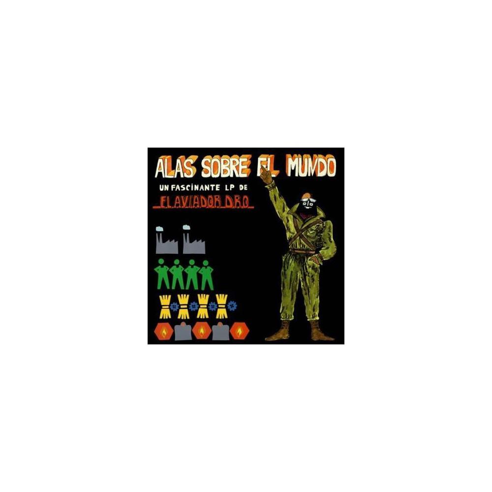 Aviador Dro - Alas Sobre El Mundo (Vinyl)