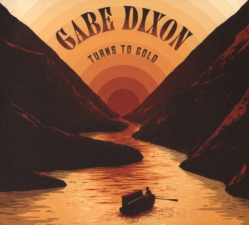 Gabe dixon - Turns to gold (CD) - image 1 of 1