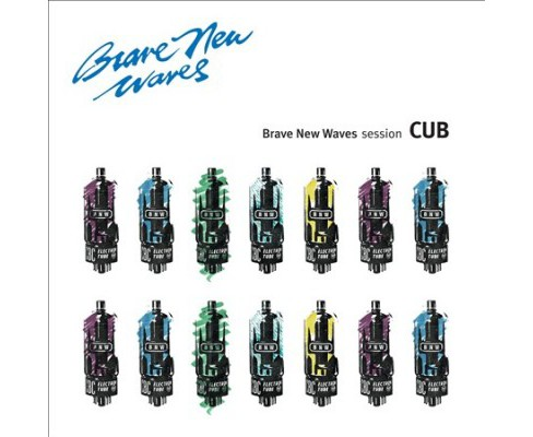 Cub - Brave New Waves Session (CD) - image 1 of 1