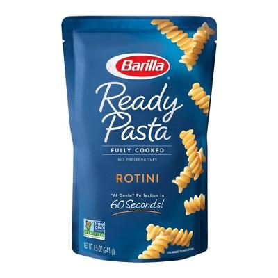 Barilla Ready Pasta Rotini - 8.5oz