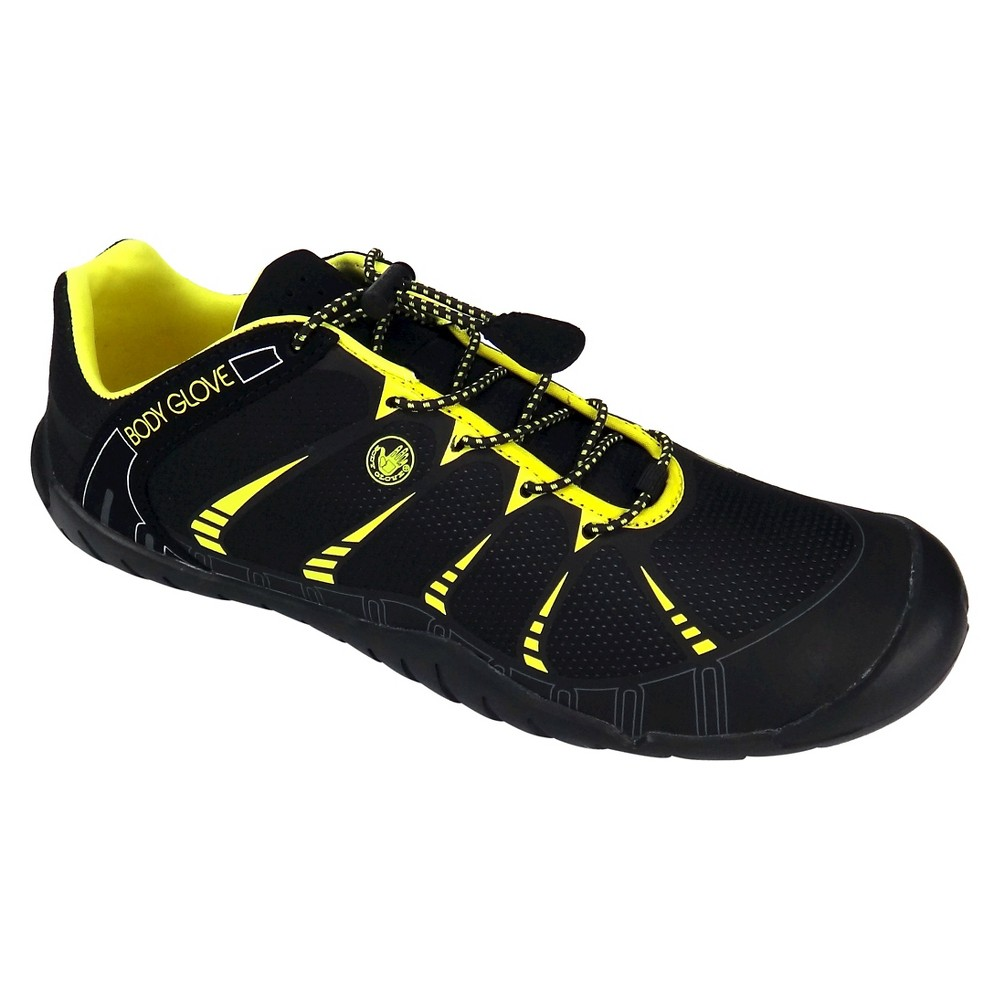 Men's Body Glove Azeo Water Shoes - Black/Blue 13, Size: Small, Black Blue