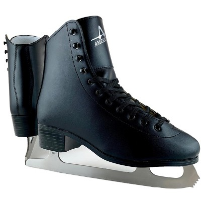 American Athletic Men's Tricot Lined Figure Skate