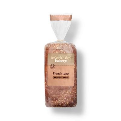 French Toast Breakfast Bread - 20oz - Favorite Day™