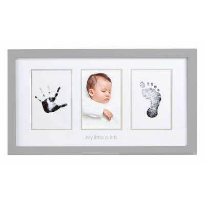 "Pearhead Babyprints 4"" x 6"" Frame - Gray"