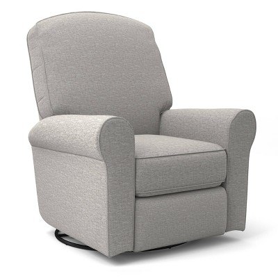 Best Chairs Joaquin Swivel Glider Recliner