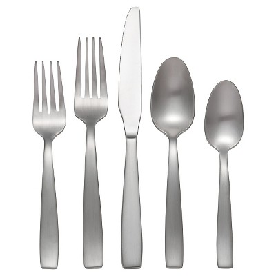 Oneida Everdine 20 Piece Silverware Set