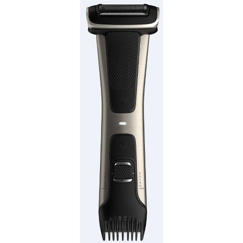 Philips Norelco Bodygroom Series 7000 Men's Rechargeable Electric Trimmer - BG7030/49 - image 1 of 4