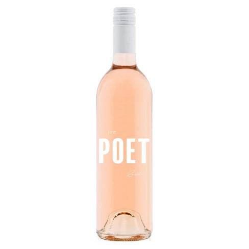 Lost Poet Rosé Wine - 750ml Bottle - image 1 of 3