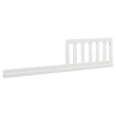 Baby Relax Luna Toddler Rail   White by White