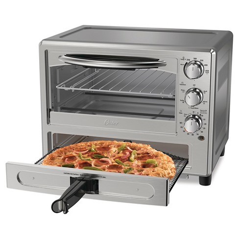 Oster 174 Pizza Toaster Oven Tssttvpzda Target
