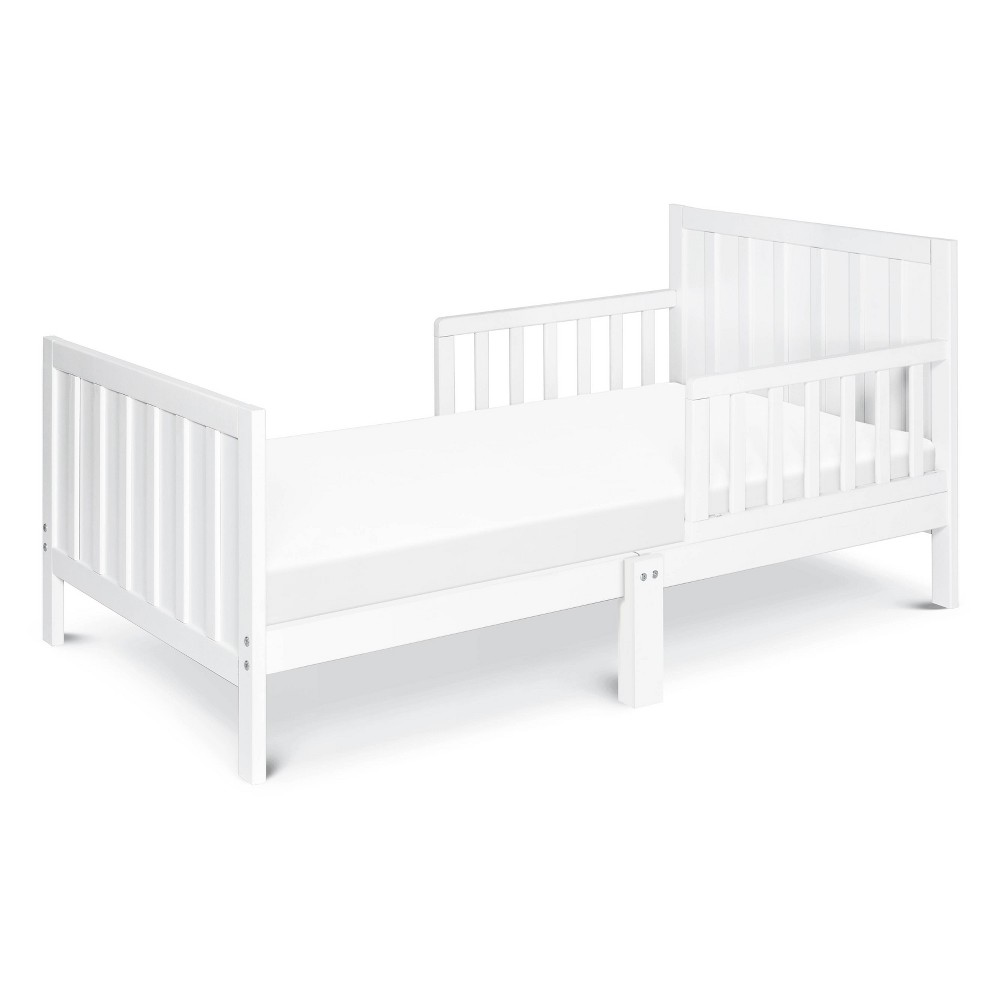 Image of Carter's By Davinci Benji Toddler Bed - White