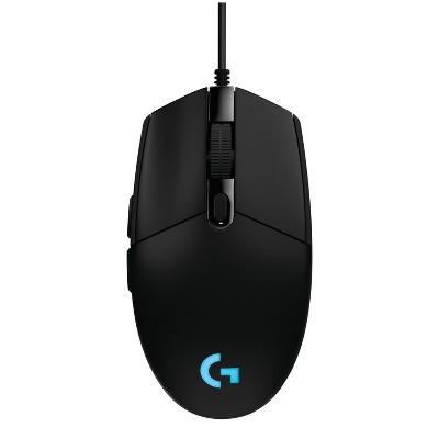 Logitech G203 Gaming Mouse - Black (910-004842)