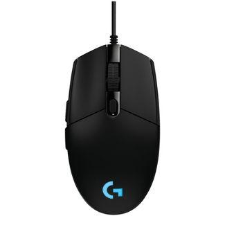Logitech G203 Gaming Mouse - Black (910-004842)