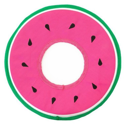 Watermelon Ring Toss Seeds Dog Toy - Sun Squad™ - image 1 of 1