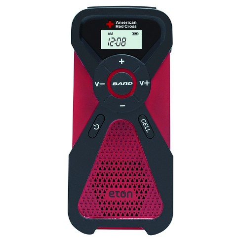Emergency Radio Eton Am/fm Radio - image 1 of 4