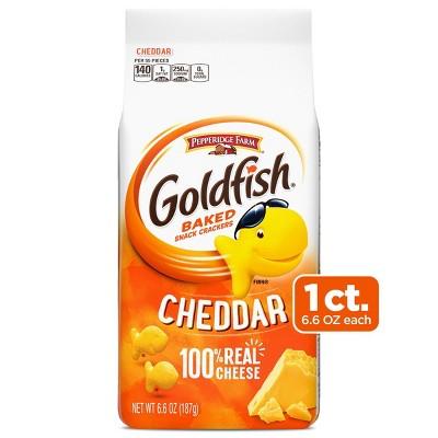 Pepperidge Farm Goldfish Cheddar Crackers - 6.6oz