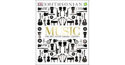 Music : The Definitive Visual History (Reprint) (Paperback) - image 1 of 1