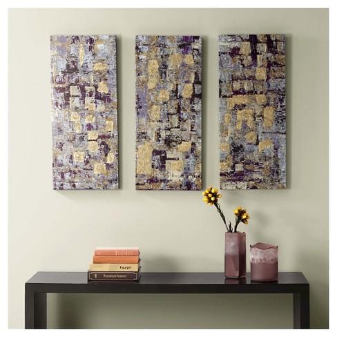 blakely bering gel coat printed canvas 3 piece set target