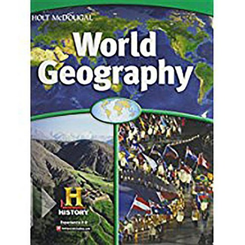 World Geography - (Hardcover) - image 1 of 1