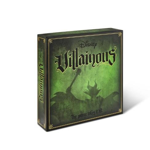 Ravensburger Disney Villainous The Worst Takes It All Game - image 1 of 4
